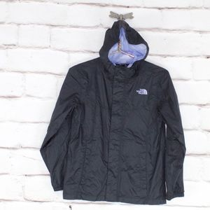 The North Face DryVent Black Waterproof Jacket L